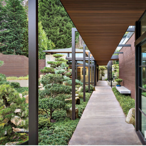 A Seattle Home Lets Its Landscape Take The Lead