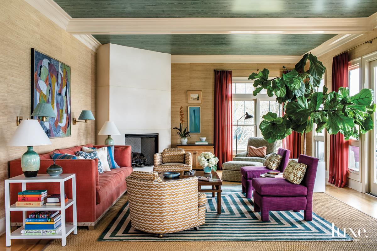 Colorful Rooms Invigorate A Casual Sullivan's Island Home {Colorful Rooms Invigorate A Casual Sullivan's Island Home} – English