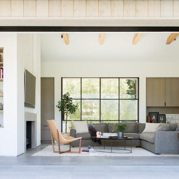 A Calistoga Home Gets A Serene Farmhouse Feel