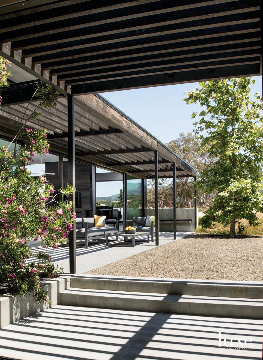 modern exterior