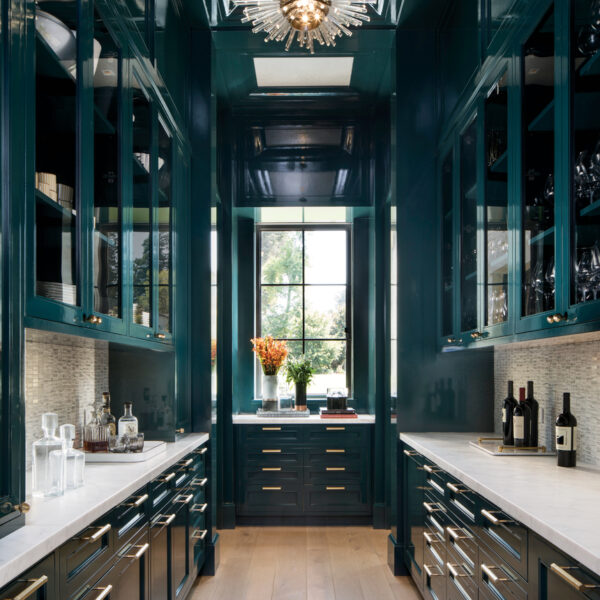 17 Beautiful Pantries That Offer More Than Stylish Storage Solutions