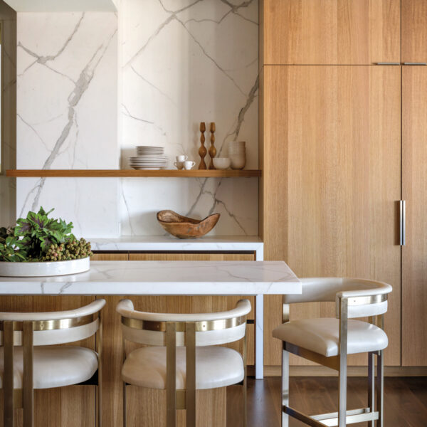 Your Guide To Timeless Kitchens With Organic Materials