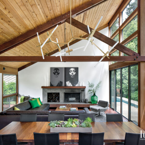 A Power Couple Masters Slow Living In Sonoma County