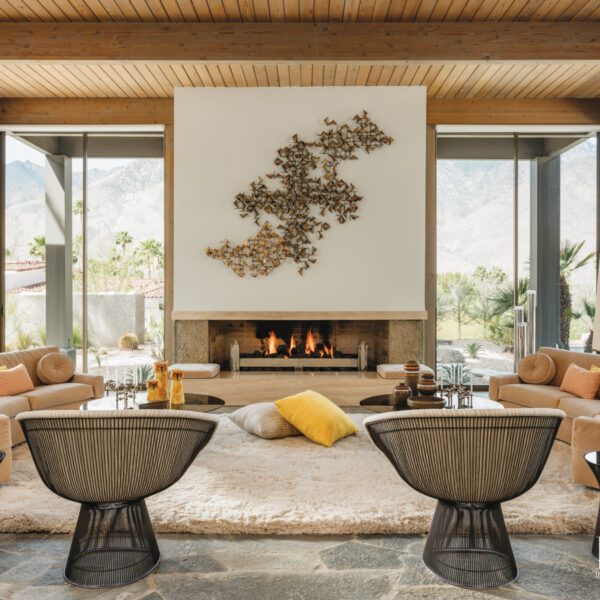 A Reno Of A Palm Springs Abode Recaptures Its History