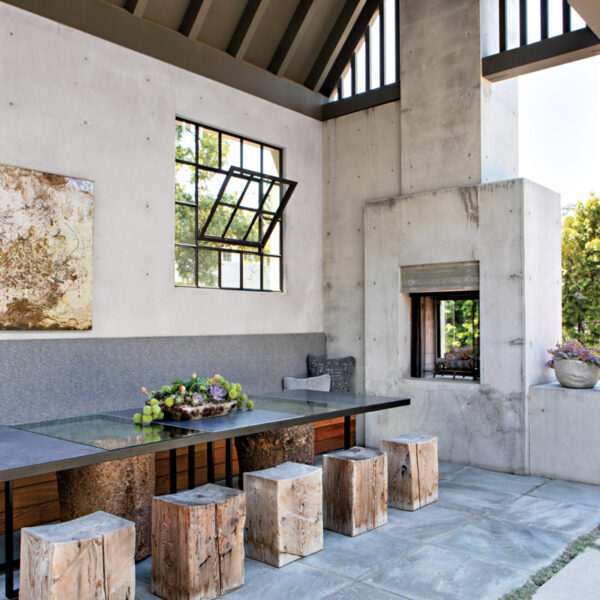 A Tudor Gem In La Jolla Gets A Masterful Makeover