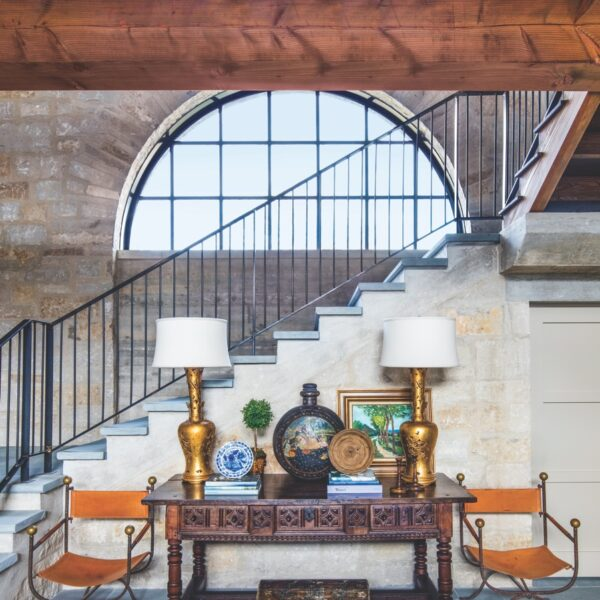 A Hill Country Home Marries Rustic & Refined