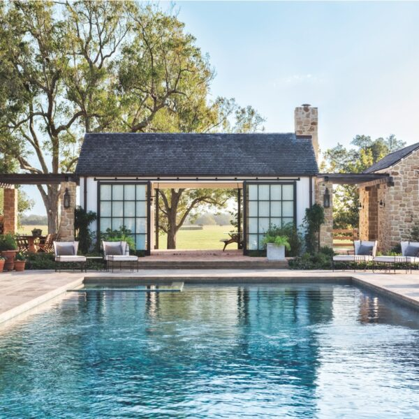 A Texas Farmhouse Honors Both Past And Present