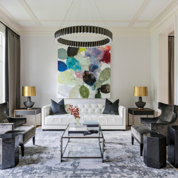A Houston Home Melds Classic And Modern Elements