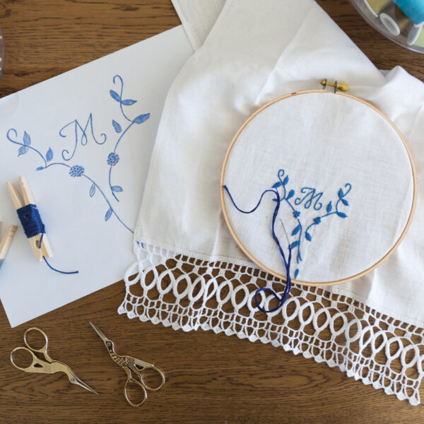 Behind The Delightful Designs By A Texas Embroidery Artist