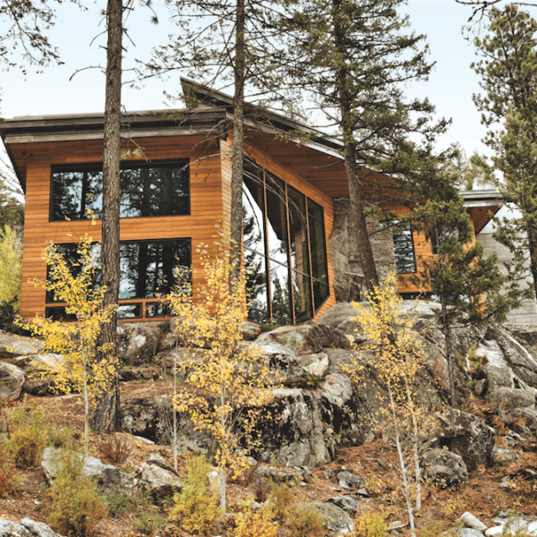 A Design Team Conquers The Elements In Idaho