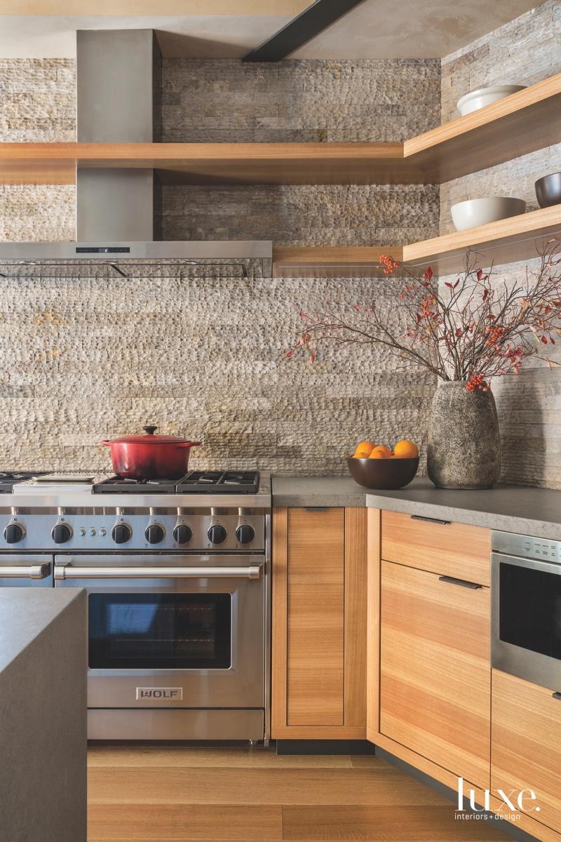 contemporary kitchen neutral