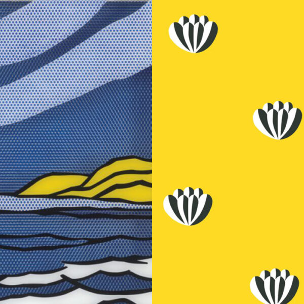 10 Bold Pieces Inspired By Roy Lichtenstein's Pop Art