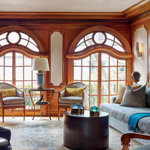 A Designer Reinvents His Family's Landmark Property