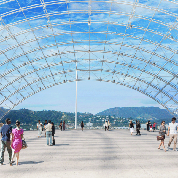 L.A.'s Academy Museum By Renzo Piano Is Well Underway
