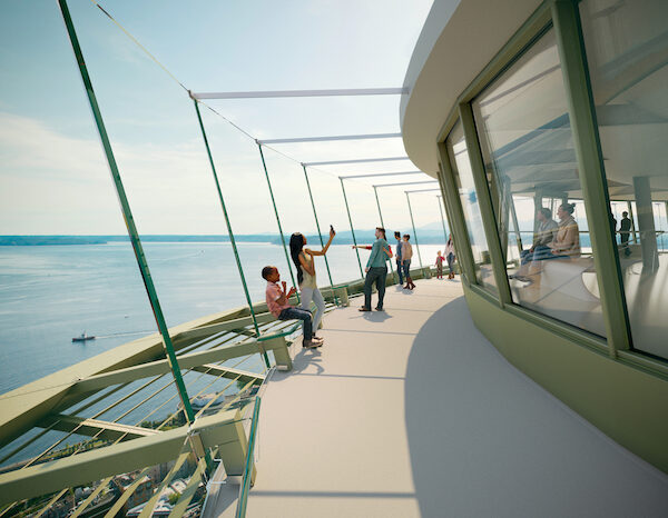 The Space Needle's Views Are About To Get Next-Level