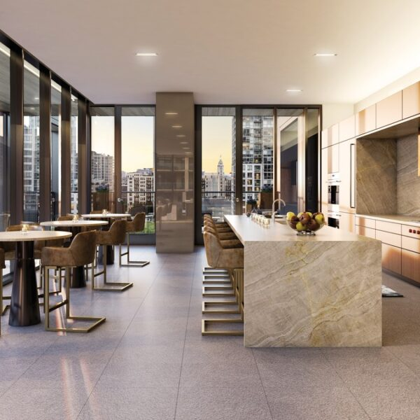 New Chicago Luxury Condos Are All About Corner Views