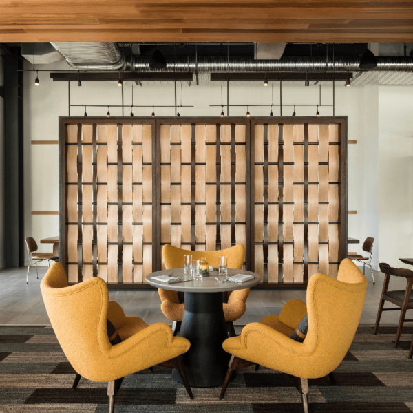 The Andaz Scottdale Plays Off 1950s Famed Artists