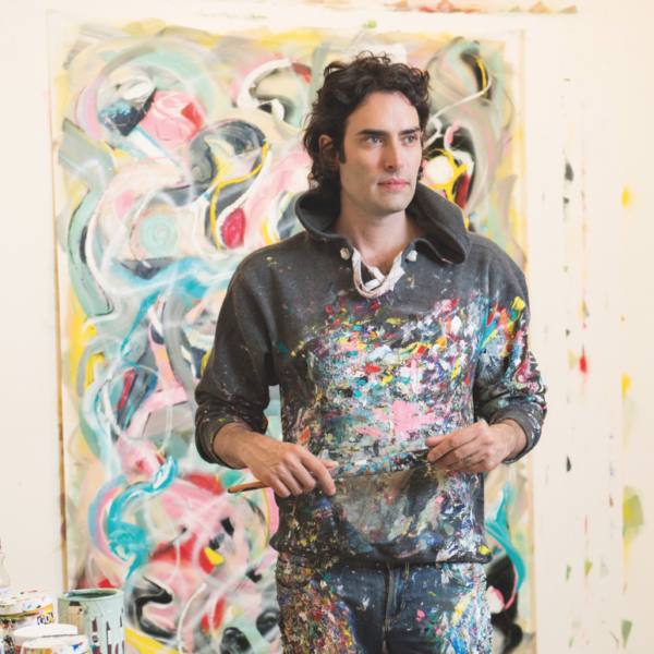 10 Questions With Artist Alexander Yulish