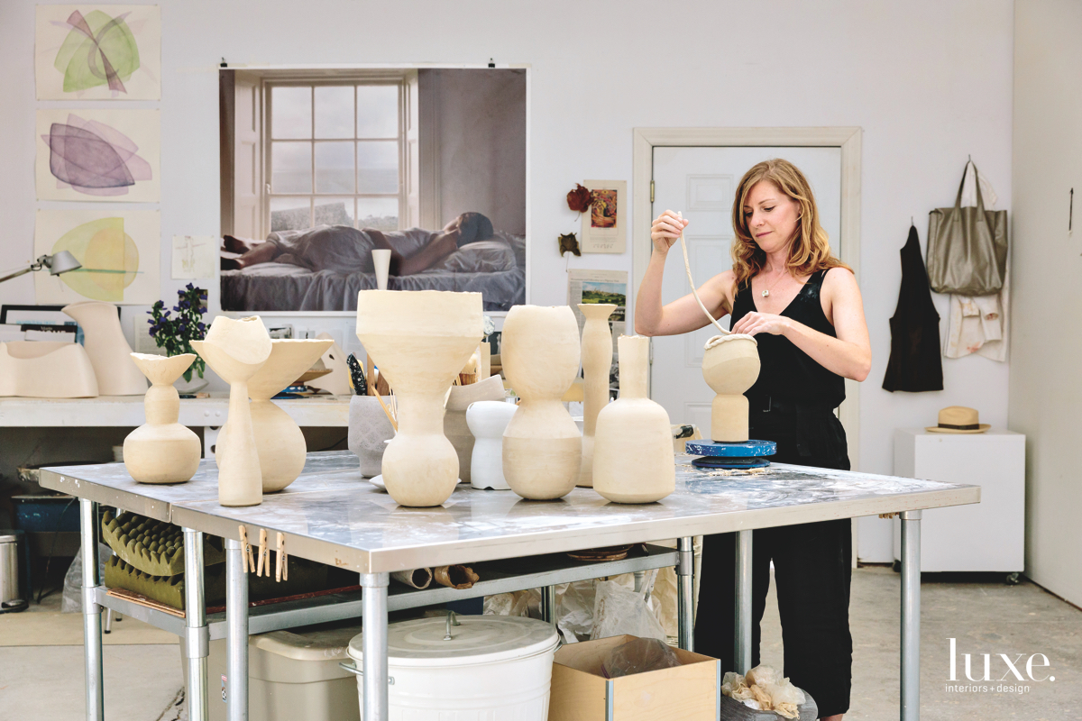 Erin McGuiness Celebrates Form With Her Vessels