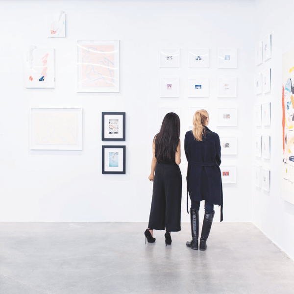 Experience The L.A. Art Scene Like Tappan's Founder