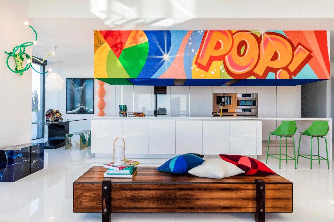 Casacor Miami showroom - Suchi Reddy, architect and designer