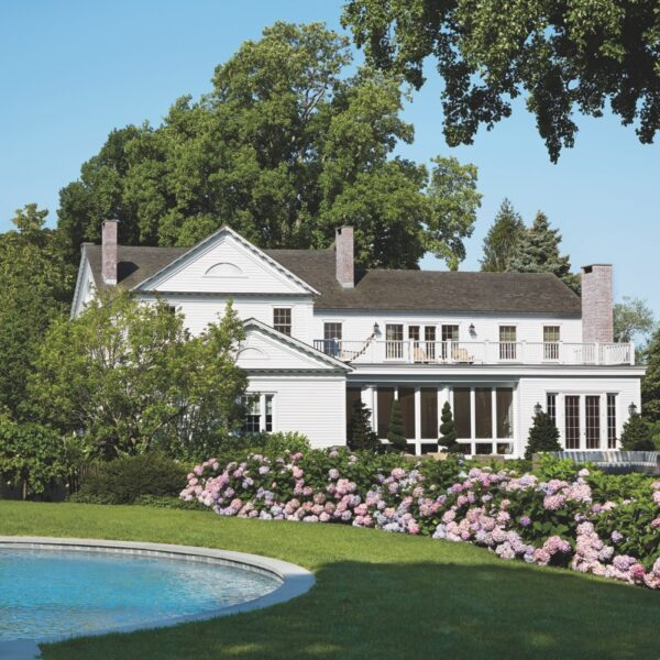 Tour A Historic Sag Harbor Home With Modern Flair
