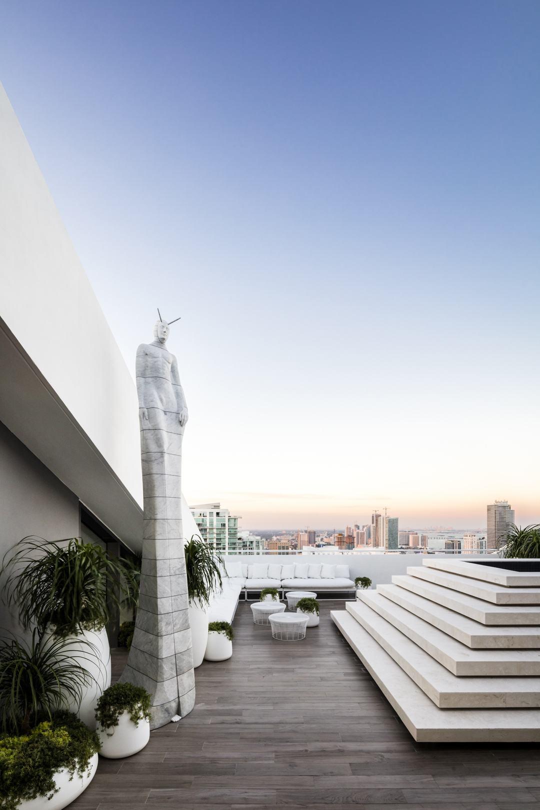 Casacor Miami showroom - Fernando Wong, landscape architect