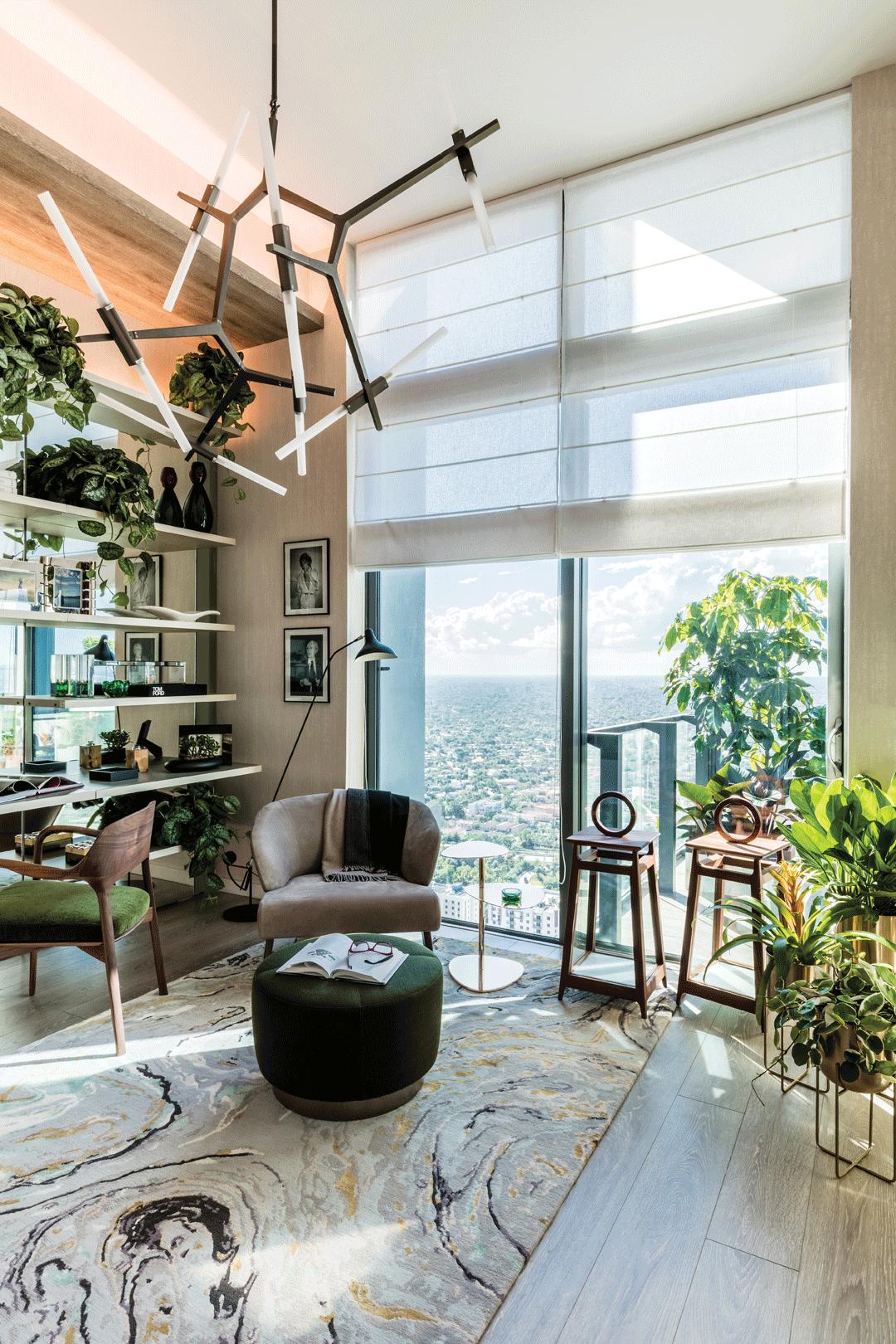 Casacor Miami showroom - Tatiana Moreira, designer