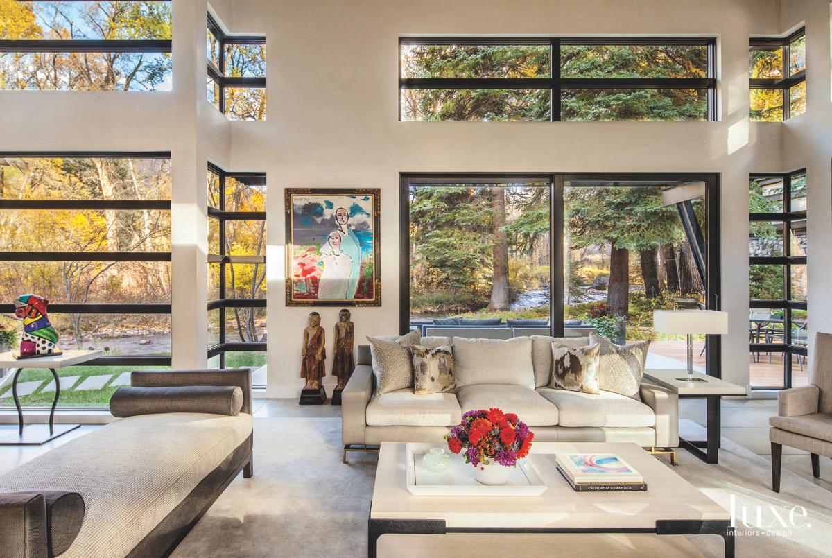 modern neutral living room silk...