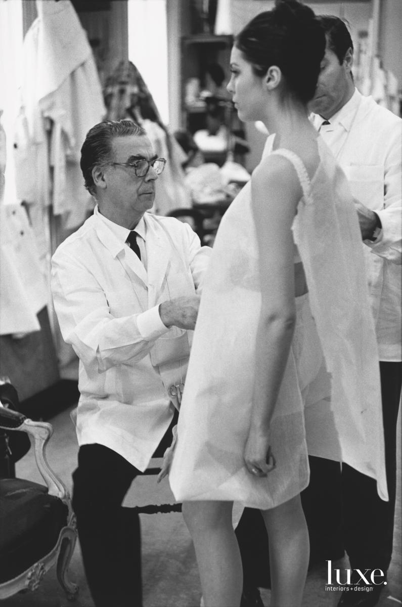 Dior Balenciaga Rodofsky