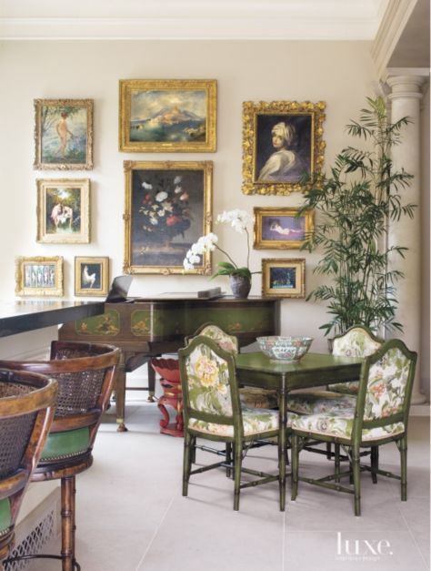 19 Gallery Walls To Get Hung Up On