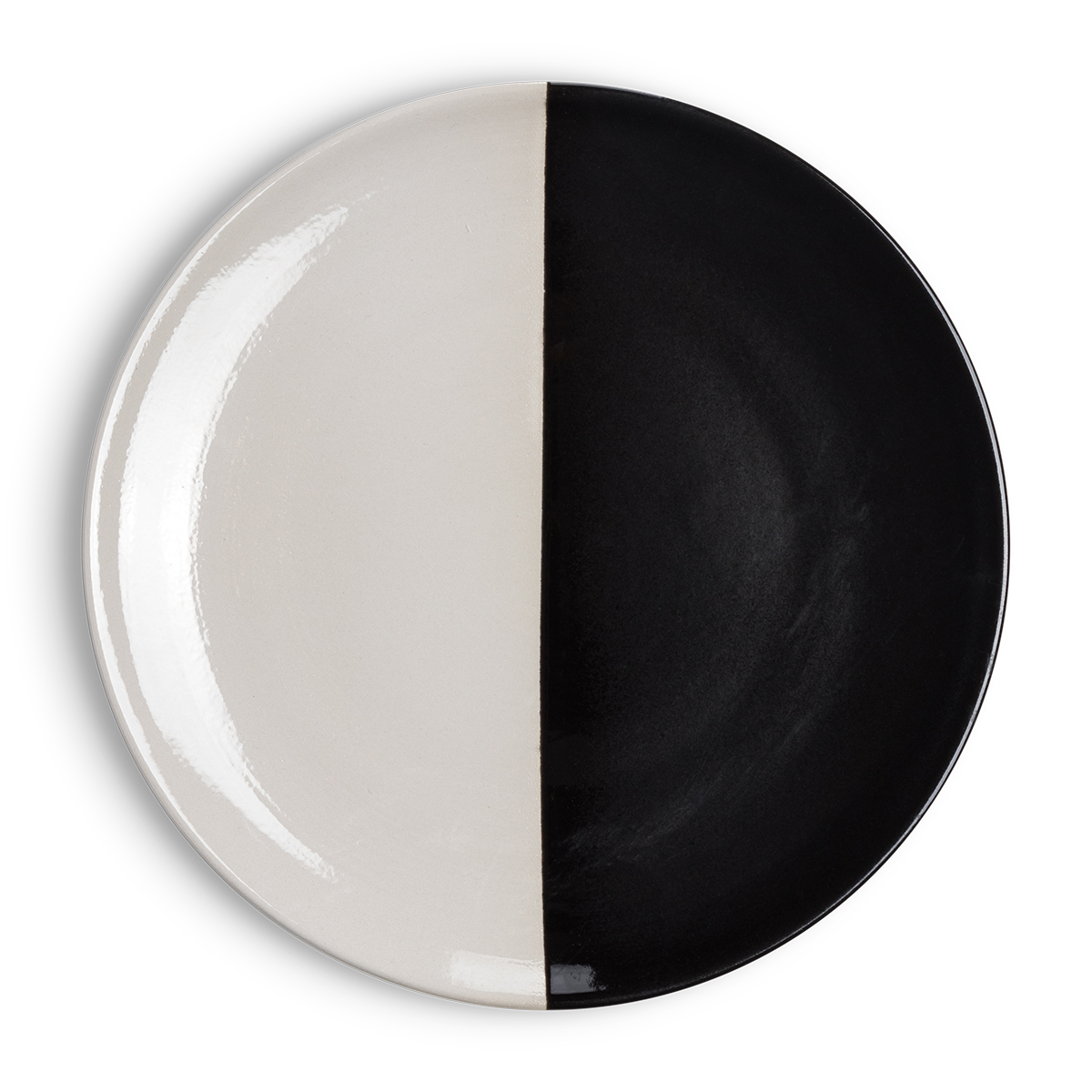 Half Moon Plates, Salad ($170) / The Minimalist