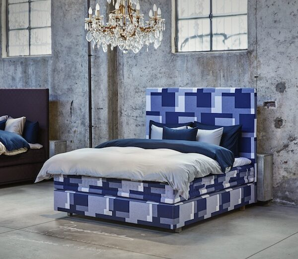 A Bedding Brand Put A New Spin On Its Signature Look
