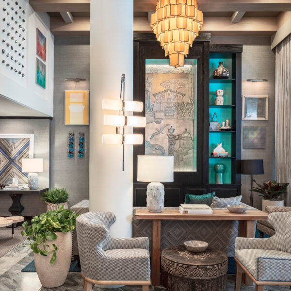 A Hotel's Renovation Uncovers A Historic Mural