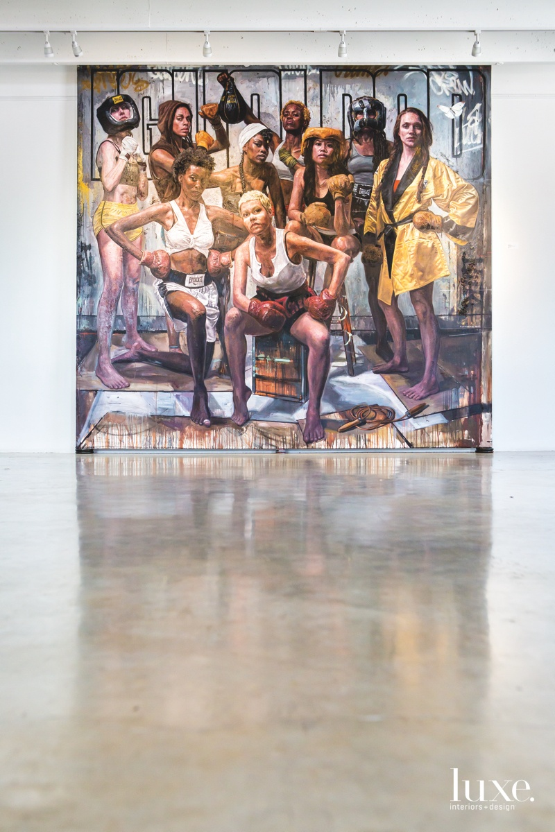 A Little Haiti Gallery Brings Colorful Culture To Miami