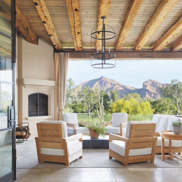 A Paradise Valley Home Gets A Fresh Makeover