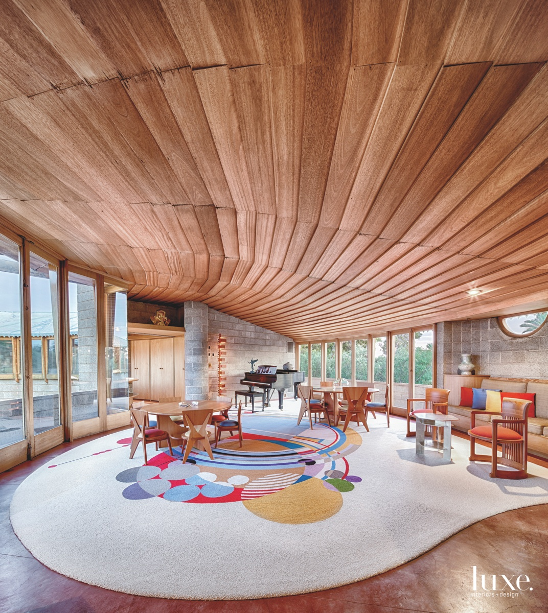 A Photographer's Love For Frank Lloyd Wright Homes