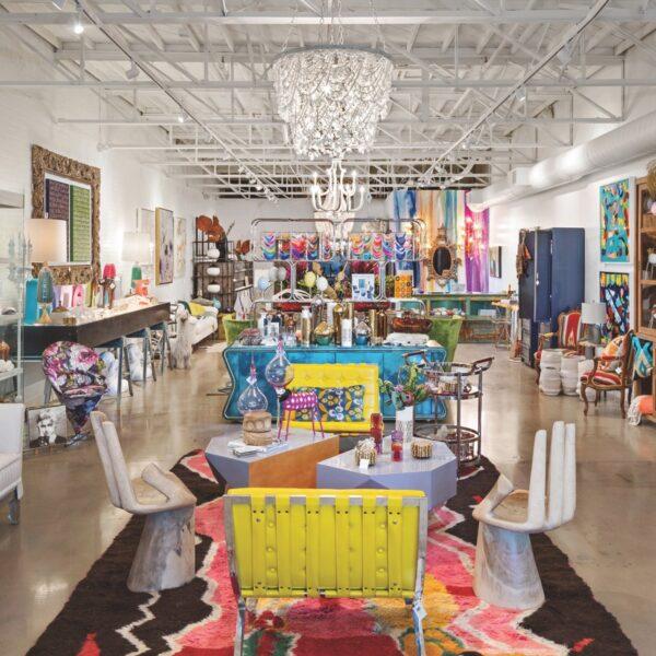 Designer Julia Buckingham Reveals Her New Storefront