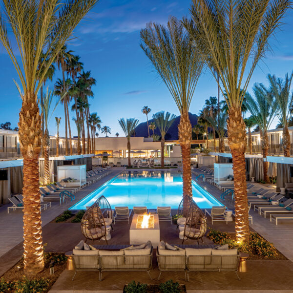 Arizona's Hotel Adeline Undergoes A Sleek Renovation