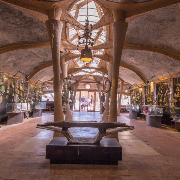 Why A Day Trip To Arcosanti Is Worth Your Time