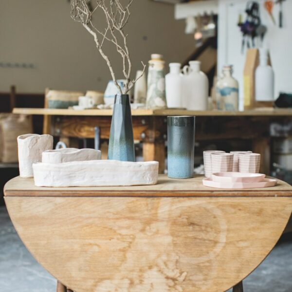 Lustered Walnut Is Putting A New Spin On Ceramics
