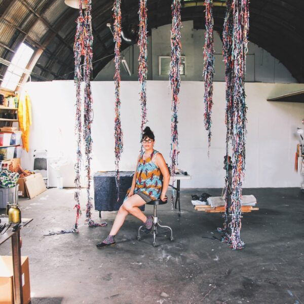 The Work Of Tanya Aguiniga Holds A Deeper Purpose