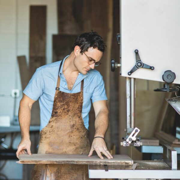 What Inspires This Furniture Maker's Chic Creations
