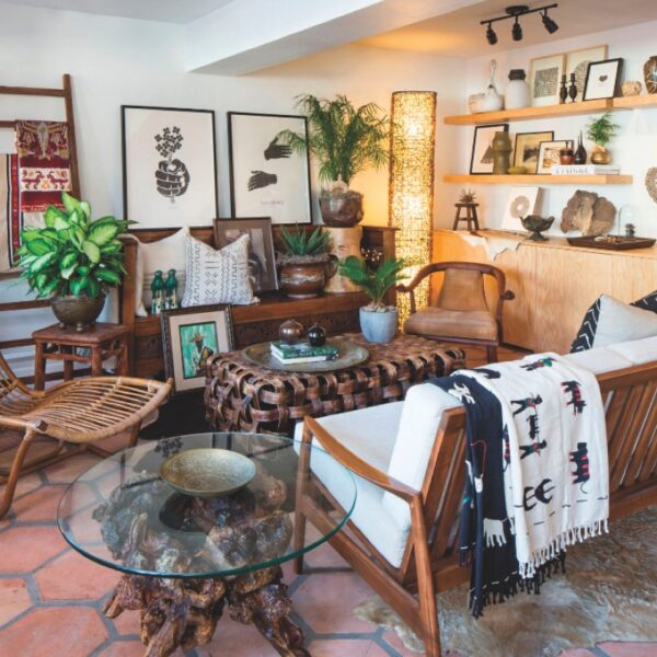 New And Vintage Finds Fill A Manhattan Beach Shop