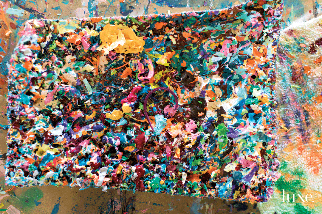 Former Biochemist Makes Science Shine Through Art