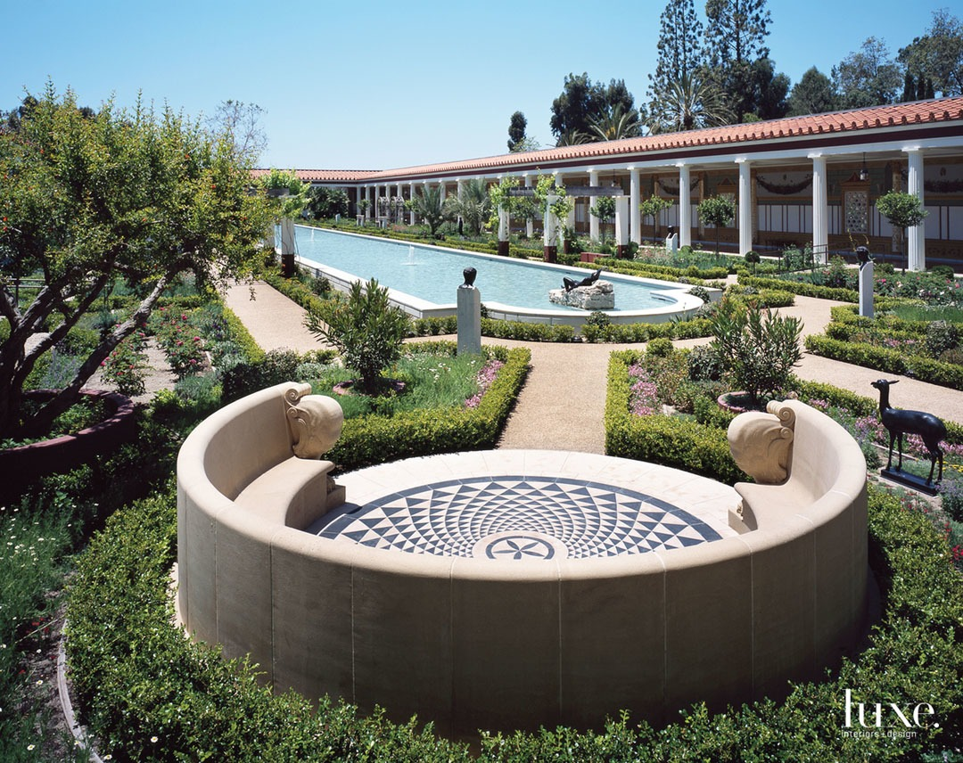 What The Newly Renovated Getty Villa Has To Offer