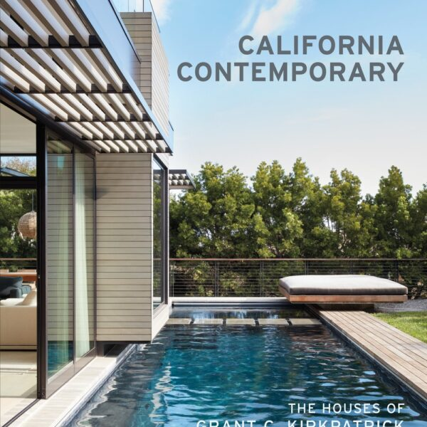California Architecture Books About Distinguished Pros