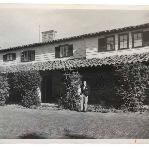 Peek Into The Past Of Hollywood's Intriguing Homes