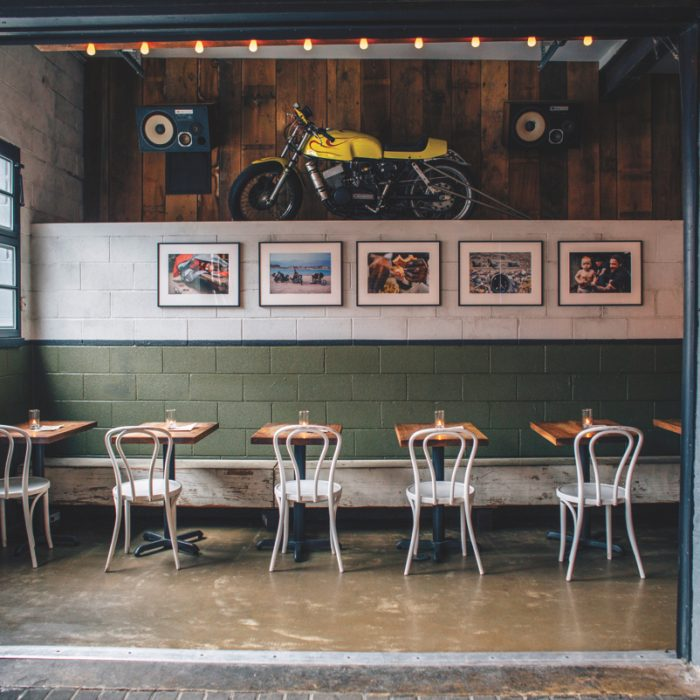 A Restaurant Designer Tours Chicago