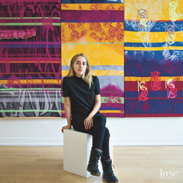 Cultural Influences Inspire Melissa Leandro's Works